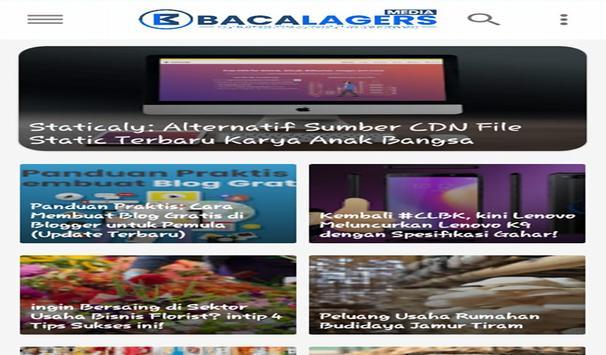 Bacalagers Media screenshot 9