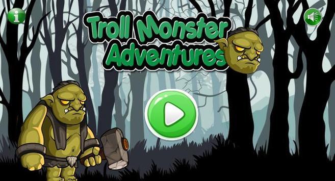 Troll Monster Adventure screenshot 3