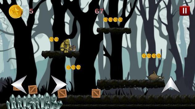 Troll Monster Adventure screenshot 2