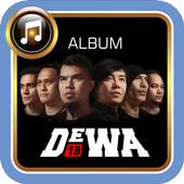 Album Dewa 19 Mp3 icon