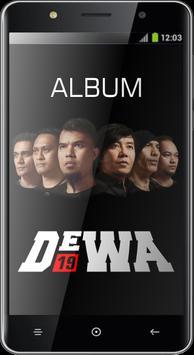 Album Dewa 19 Mp3 poster
