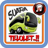 Suara Telolet icon