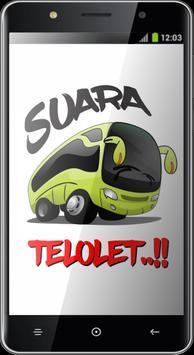 Suara Telolet poster