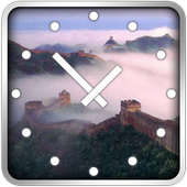 China Clock Widget icon