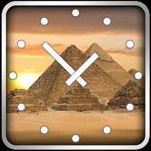 Egypt Clock Widget icon