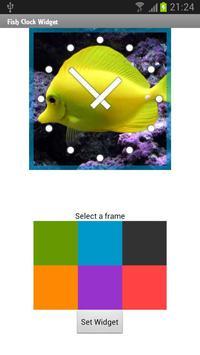 Fish Clock Widget screenshot 3