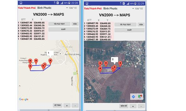 VNMaps screenshot 4