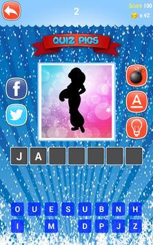 Quiz Pics the Princess screenshot 11