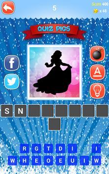 Quiz Pics the Princess screenshot 12