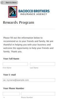 Baciocco Brothers Insurance apk screenshot