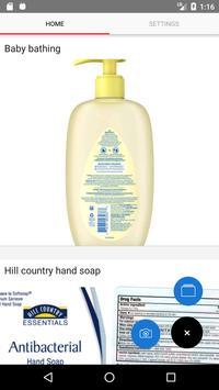 Toilet Labels Reader poster