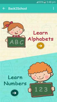 Back2School apk screenshot