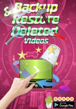 Backup & Restore Deleted Videos screenshot 8