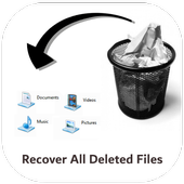 Recover All Deleted Files icon