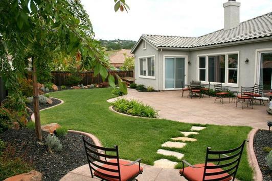 32+ Backyard Landscaping Ideas screenshot 1