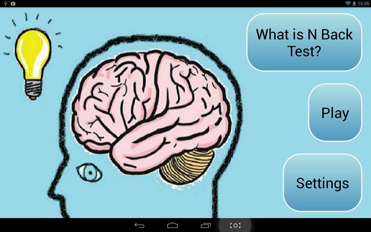 N Back Test APK Download - Free Educational GAME for Android ...
