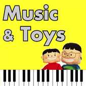 Music and Toys icon