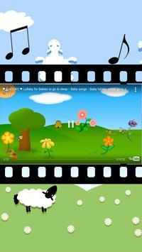 Lullaby (baby lullabies,songs) apk screenshot