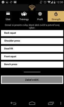 Gold Gym screenshot 2