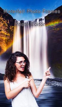 Waterfall Photo Frames - Photo Editor screenshot 1