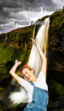 Waterfall Photo Frames - Photo Editor screenshot 2