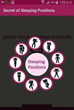 Secret of Sleeping Positions poster
