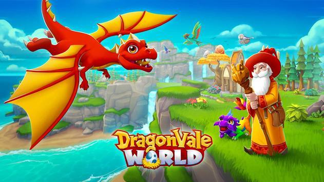 4 Schermata DragonVale World