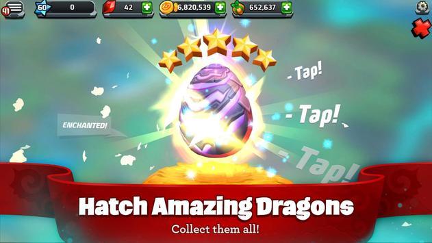 Poster DragonVale World