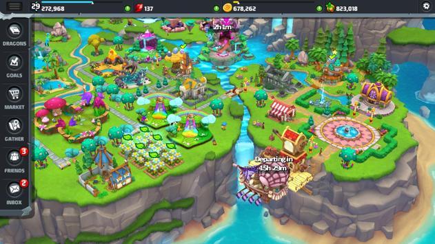 11 Schermata DragonVale World