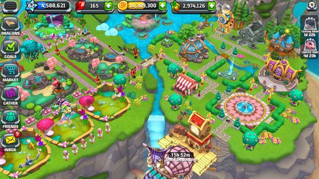 17 Schermata DragonVale World