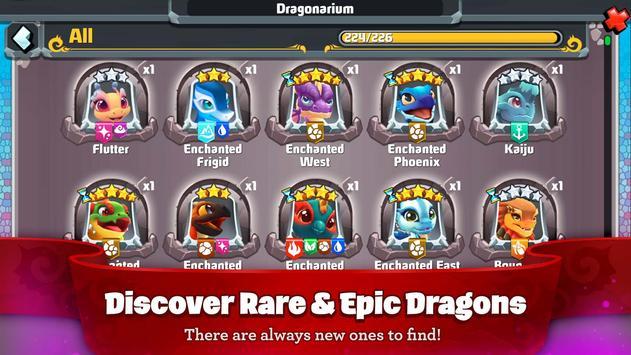 2 Schermata DragonVale World