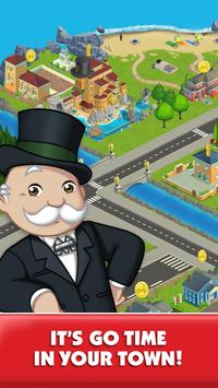 MONOPOLY Towns poster