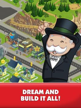 MONOPOLY Towns apk screenshot