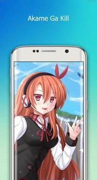 Akame ga Kill 2018 Wallpaper screenshot 2