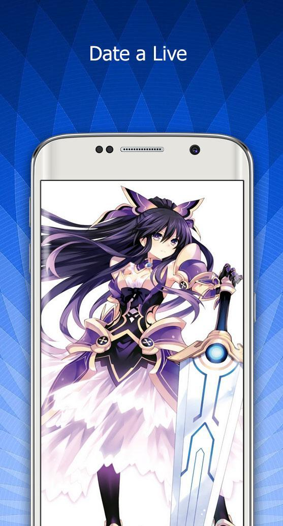 Date A Live Hd Wallpaper For Android Apk Download