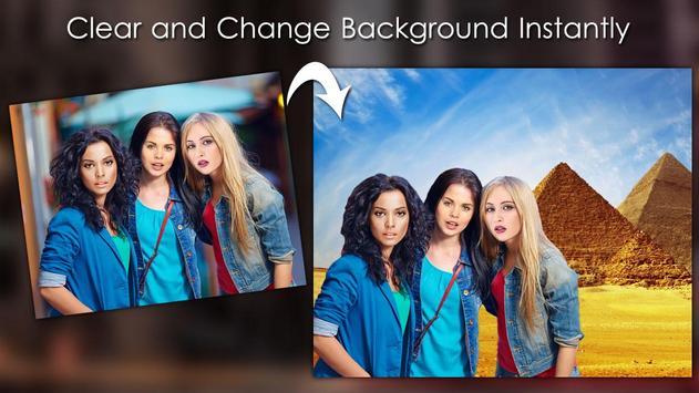 Background Eraser : Changer poster
