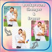 Photo Background Changer & Eraser icon