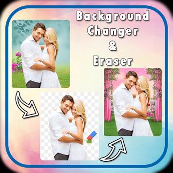 Photo Background Changer & Eraser screenshot 1