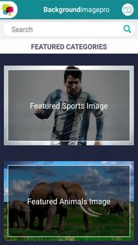 Background Image Pro apk screenshot