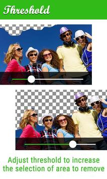 4 Schermata Changer dello sfondo: cambiare lo sfondo
