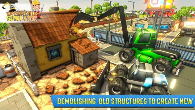 Real Excavator Simulator screenshot 10