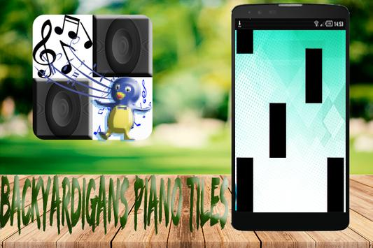 Backyardigans Piano Tiles - NEW Screenshot 1