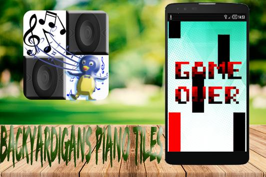Backyardigans Piano Tiles - NEW Screenshot 2