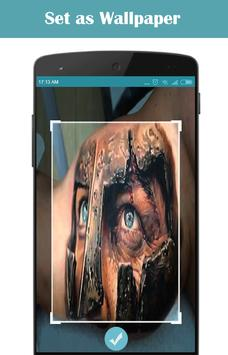 Amazing Tatoo Designs Ideas apk screenshot