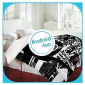 Blanket design Ideas icon