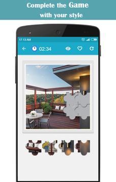 Front and Back Home Terrace Design apk screenshot