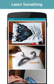 How to Draw 3D and Illusions screenshot 4