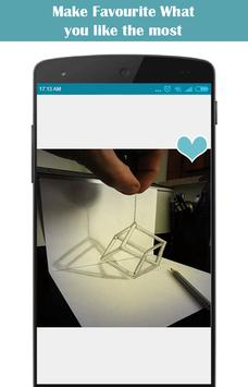 How to Draw 3D and Illusions screenshot 2