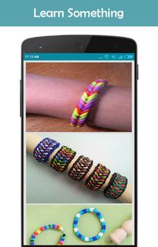 Rubber Band Bracelets Ideas screenshot 3
