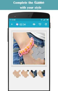 Rubber Band Bracelets Ideas screenshot 4